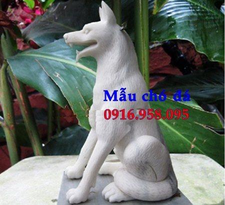 50 Mẫu chó đá phong thủy bán toàn quốc 50