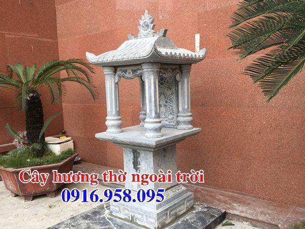 Cây hương thờ thiên có mái bán tại Hà Nội 02