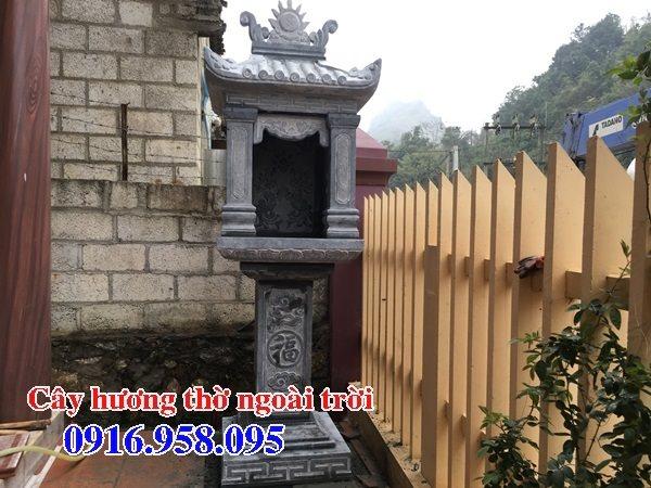 Cây hương thờ thiên có mái bán tại Hà Nội 05