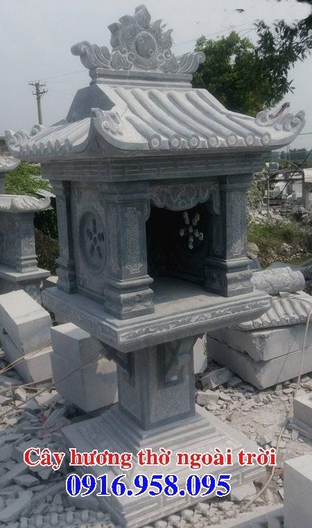 Cây hương thờ thiên có mái bán tại Hà Nội 06
