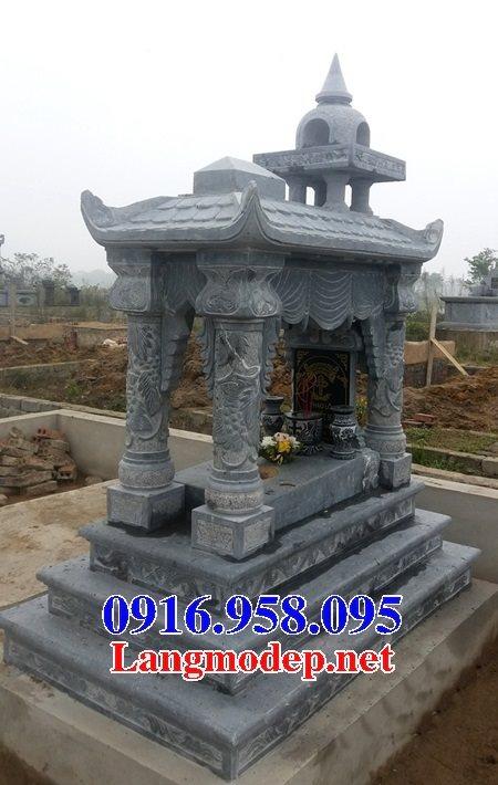 Mẫu lăng mộ đá công giáo đẹp bán toàn quốc 06