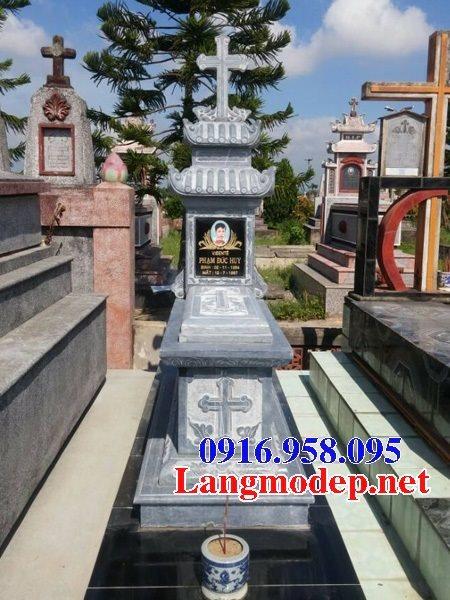 Mẫu lăng mộ của người theo đạo công giáo đẹp 12