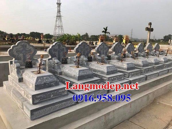 Mẫu lăng mộ của người theo đạo công giáo đẹp 15
