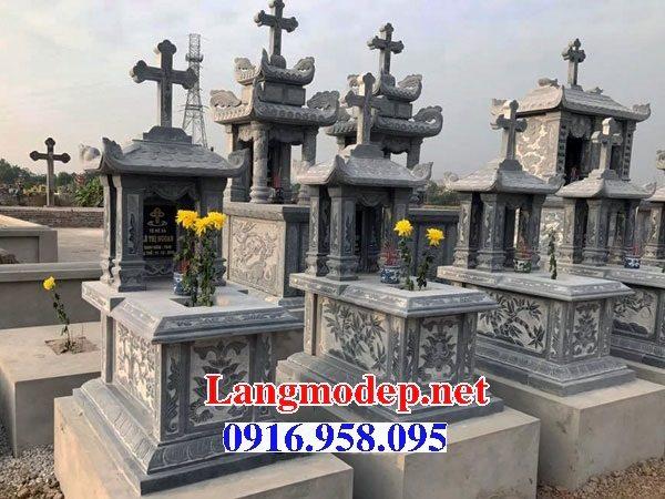 Mẫu lăng mộ của người theo đạo công giáo đẹp 18