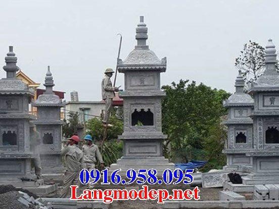 Mẫu mộ tháp bằng đá đẹp bán toàn quốc 04