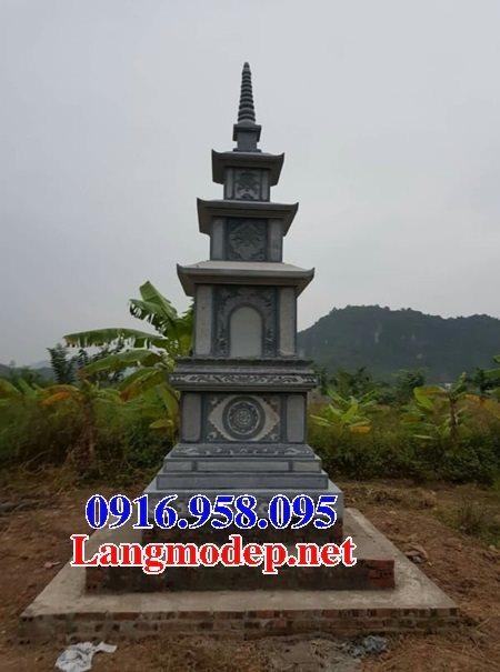 Mẫu mộ tháp bằng đá đẹp bán toàn quốc 10