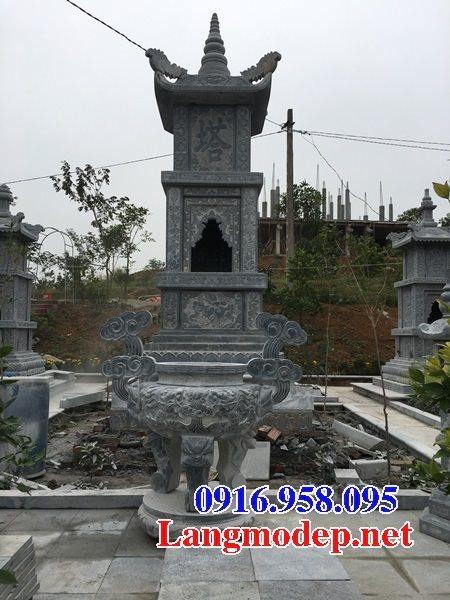 Mẫu mộ tháp bằng đá đẹp bán toàn quốc 13
