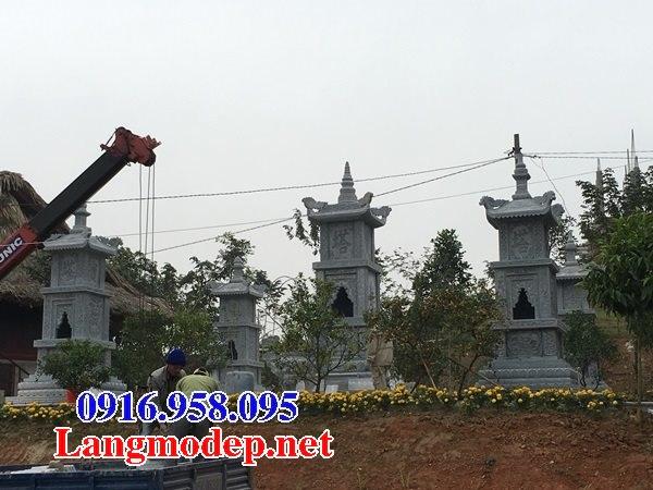 Mẫu mộ tháp bằng đá đẹp bán toàn quốc