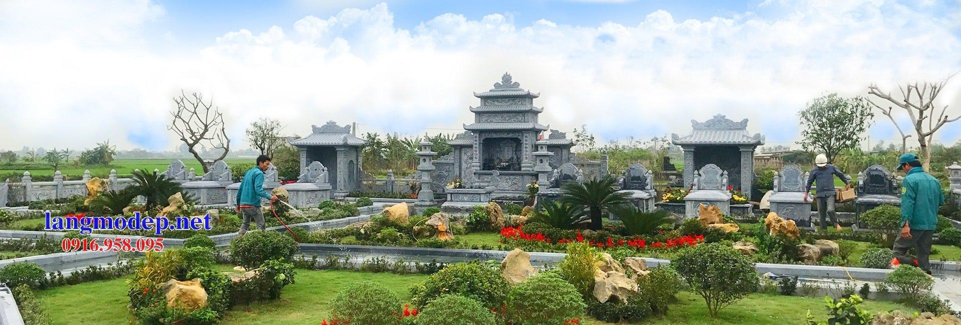 Mẫu lăng mộ đá cất để cốt đẹp bán tại Sài Gòn 04