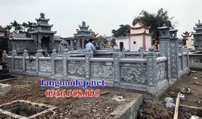 Mẫu lăng mộ đá cất để cốt đẹp bán tại Sài Gòn 07
