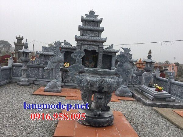 100 Mẫu lư hương đỉnh hương đèn thờ khu lăng mộ nghĩa trang gia đình dòng họ bằng đá đẹp bán tại hà nội