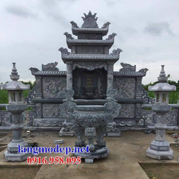 100 Mẫu lư hương đỉnh hương đèn thờ lăng mộ nghĩa trang gia đình dòng họ bằng đá nguyên khối đẹp bán toàn quốc