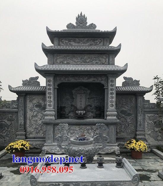 100 Mẫu lư hương đỉnh hương khu lăng mộ nghĩa trang gia đình dòng họ bằng đá đẹp bán tại nam định