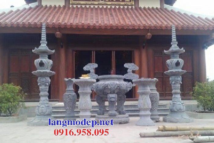 100 Mẫu lư hương đỉnh hương nhà thờ họ từ đường đình đền chùa miếu bằng đá đẹp bán tại bình dương