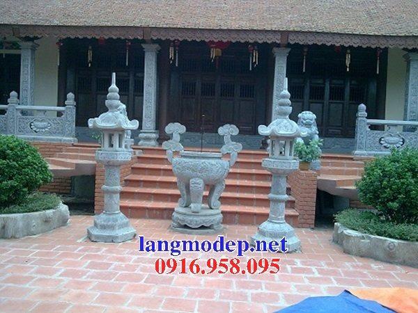 100 Mẫu lư hương đỉnh hương nhà thờ họ từ đường đình đền chùa miếu bằng đá đẹp bán tại bình phước