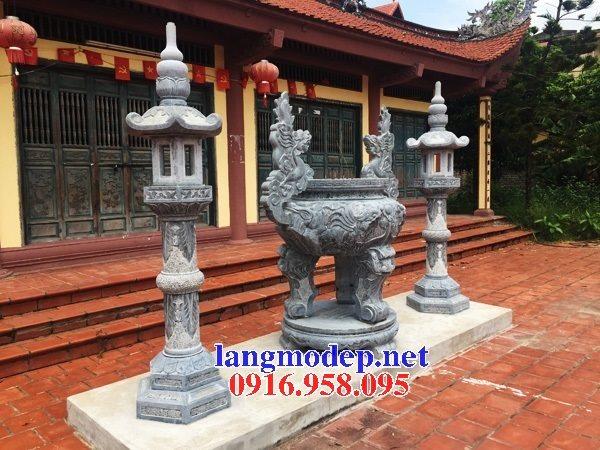 100 Mẫu lư hương đỉnh hương nhà thờ họ từ đường đình đền chùa miếu bằng đá đẹp bán tại cần thơ