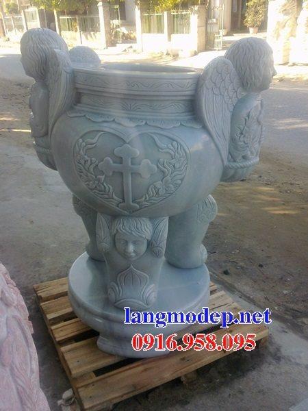 100 Mẫu lư hương đỉnh hương nhà thờ họ từ đường đình đền chùa miếu bằng đá đẹp bán tại phú yên
