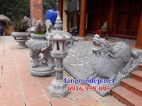 100 Mẫu lư hương đỉnh hương nhà thờ họ từ đường đình đền chùa miếu bằng đá đẹp bán tại quảng ninh