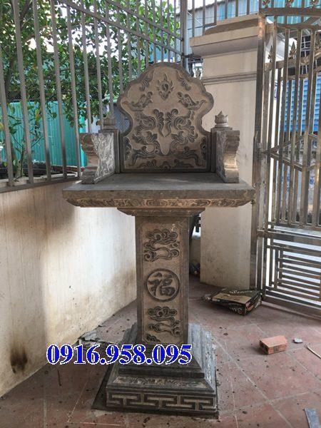 18 Mẫu bàn thờ thần linh thiên địa mẫu cửu trùng ngoài trời đẹp bằng đá bán tại lâm đồng đà lạt