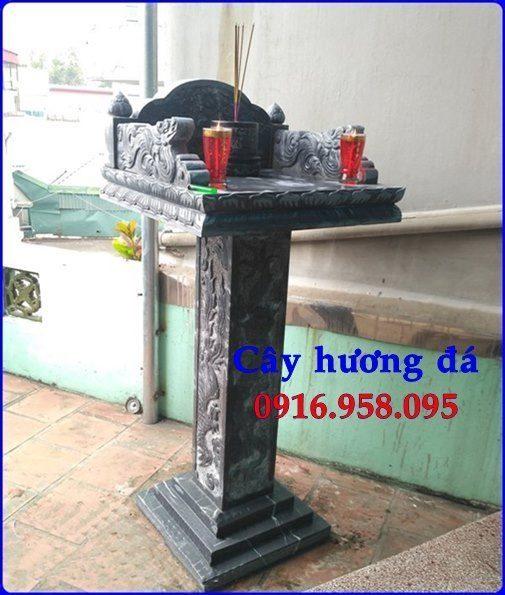 18 Mẫu bàn thờ thần linh thiên địa mẫu cửu trùng ngoài trời đẹp bằng đá bán tại tiền giang
