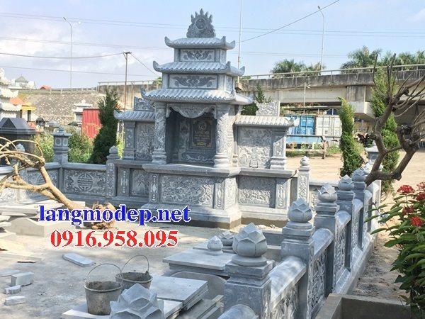 25 Mẫu lăng mộ đá cất để hài cốt bán tại Sài Gòn đẹp nhất hiện nay 02