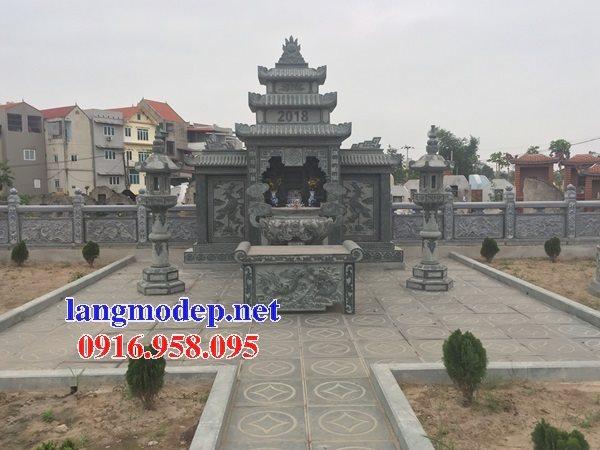 25 Mẫu lăng mộ đá cất để hài cốt tro cốt bán tại Sài Gòn Đồng Nai đẹp nhất hiện nay 11