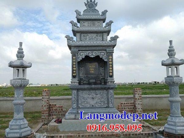 25 Mẫu lăng mộ đá cất để hài cốt tro cốt bán tại Sài Gòn An Giang đẹp nhất hiện nay 18
