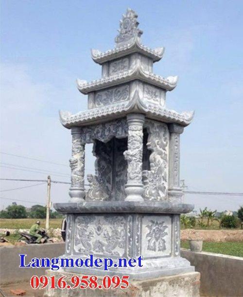 25 Mẫu lăng mộ đá cất để hài cốt tro cốt bán tại Sài Gòn Tiền Giang đẹp nhất hiện nay 24