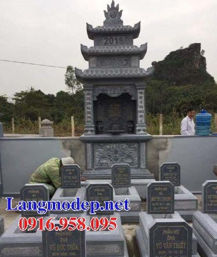 25 Mẫu lăng mộ đá cất để hài cốt tro cốt bán tại Sài Gòn Vĩnh Long đẹp nhất hiện nay 13