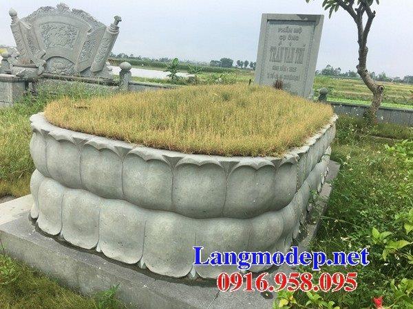62 Mẫu mộ tròn bằng đá đẹp nhất hiện nay bán toàn quốc tại Long An 61