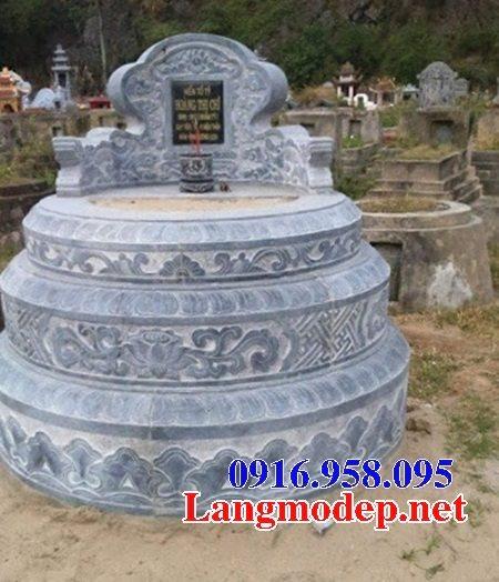 62 Mẫu mộ tròn bằng đá đẹp nhất hiện nay bán toàn quốc tại gia lai 74