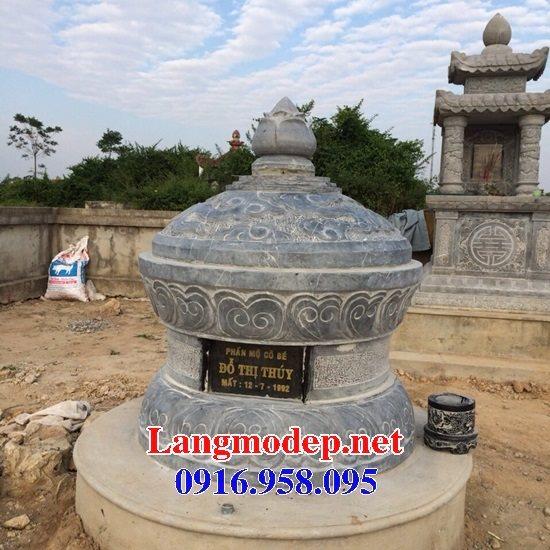 62 Mẫu mộ tròn bằng đá đẹp nhất hiện nay bán toàn quốc tại lào cai 36