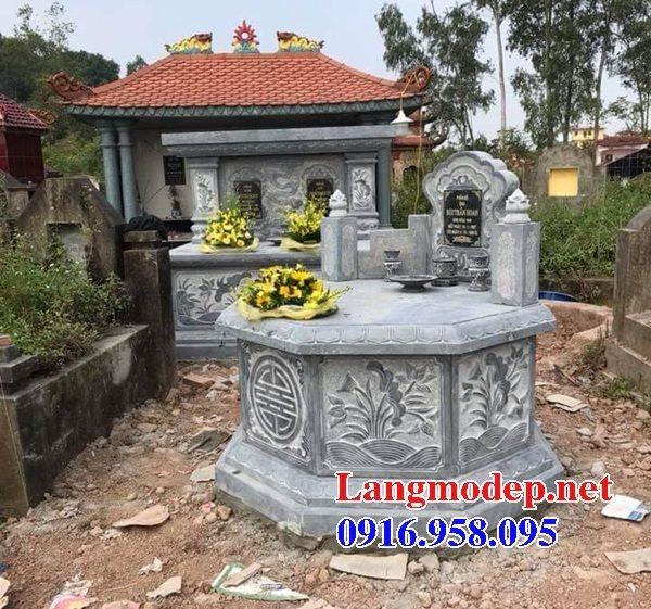 62 Mẫu mộ tròn bằng đá đẹp nhất hiện nay bán toàn quốc tại phú thọ 33