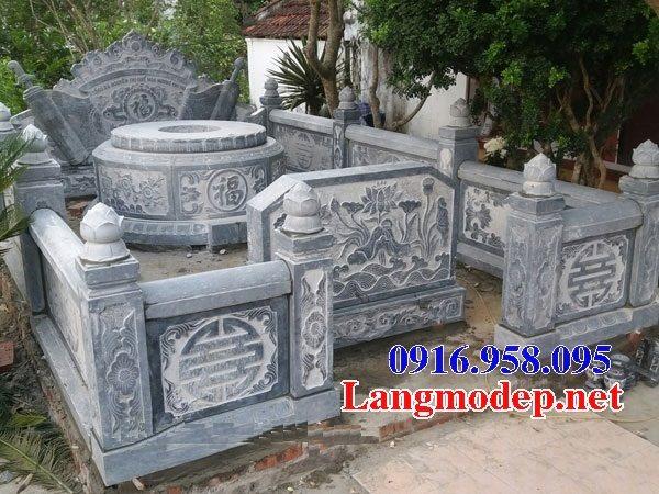 62 Mẫu mộ tròn bằng đá đẹp nhất hiện nay bán toàn quốc tại quảng bình 45