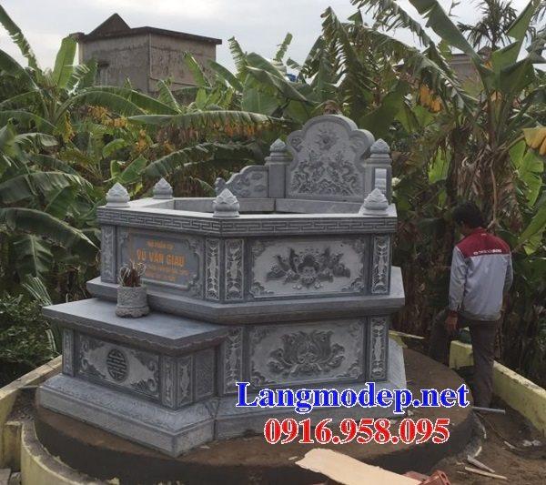 62 Mẫu mộ tròn bằng đá đẹp nhất hiện nay bán toàn quốc tại thanh hóa 42