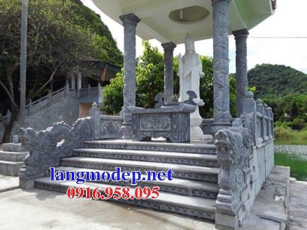 99 Mẫu cột đá nhà thờ họ từ đường đình chùa đẹp nhất hiện nay bán tại long an 152