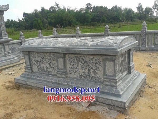 18 Mẫu mộ đá không mái bằng đá xanh thanh hóa bán tại tây ninh