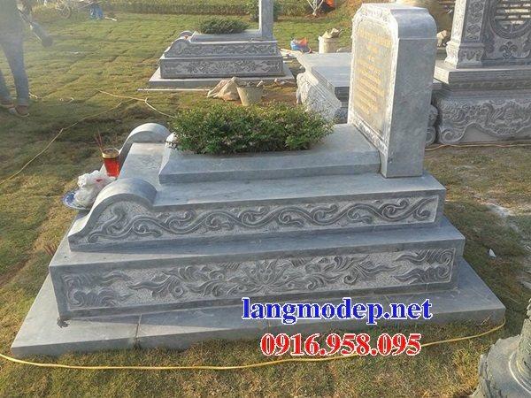 18 Mẫu mộ đá không mái bằng đá xanh thanh hóa bán tại thành phố hồ chí minh