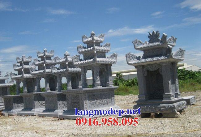 20 Mẫu mộ đá tự nhiên nguyên khối hai mái đẹp bán tại thành phố hồ chí minh