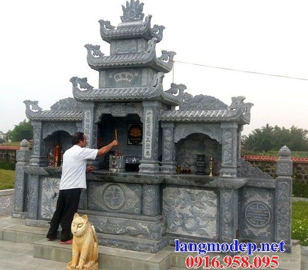 25 Mẫu lăng mộ đá đẹp bán tại đà nẵng