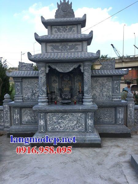 25 Mẫu lăng mộ đá đẹp bán tại ninh bình