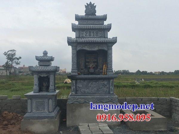 25 Mẫu lăng mộ đá đẹp bán tại phú thọ