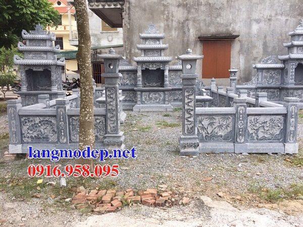 Những mẫu lăng mộ tổ tiên đẹp bằng đá bán tại quảng trị