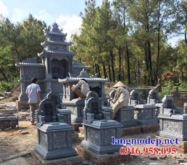 Những mẫu lăng mộ tổ tiên đẹp bằng đá bán tại thanh hóa
