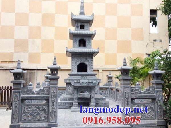 16 Mẫu mộ tháp đá đẹp bán lắp đặt tại bà rịa vũng tàu
