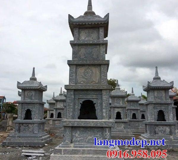 16 Mẫu mộ tháp đá đẹp bán lắp đặt tại bình dương