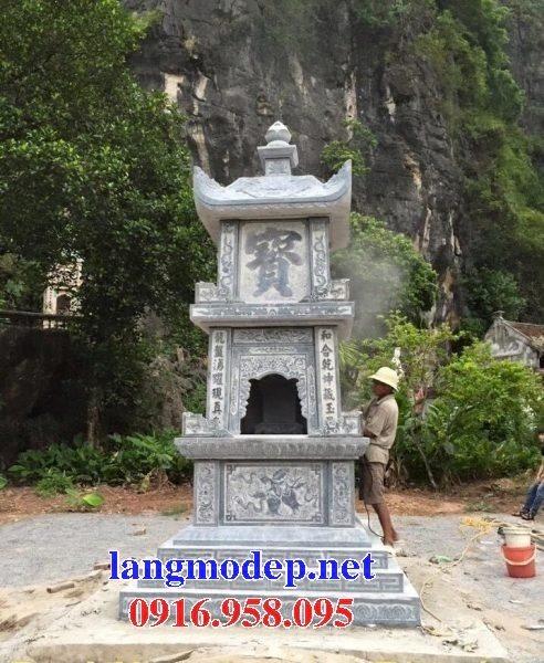 16 Mẫu mộ tháp đá đẹp bán lắp đặt tại bình phước