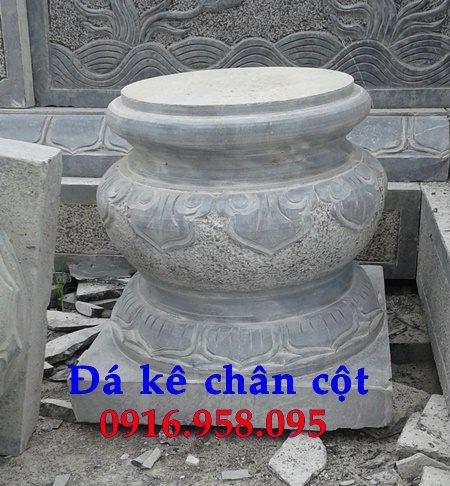 18 Mẫu chân cột đá nhà thờ họ đẹp bán tại bắc giang