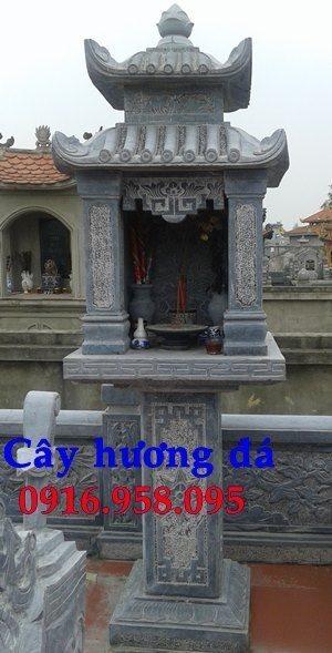 38 Mẫu bàn thờ ông thiên ngoài trời đẹp bằng đá bán tại đắk lắk