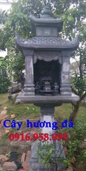 38 Mẫu bàn thờ ông thiên ngoài trời đẹp bằng đá bán tại đắk nông